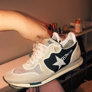 Golden goose sneaker size 40